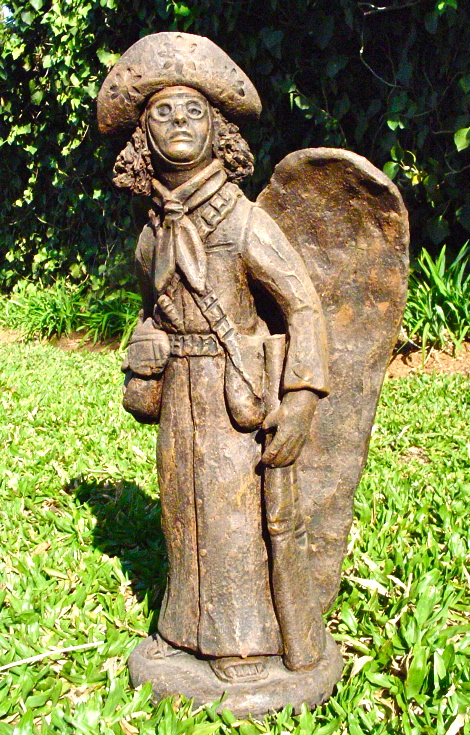 Anjo do Sertão (backcountry angel) by Zé do Carmo